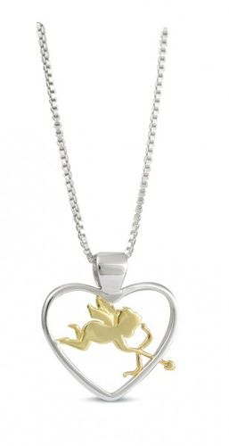 Sphere of Life - SH67021 - Sphere of Love My Cupid 925, Kette mit Anhänger