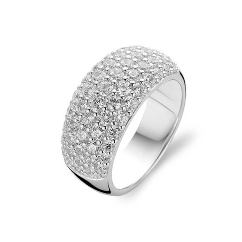 Ti Sento Ring Silber 925 Zirkonia Terra Collection