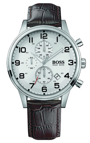 Boss - 1512447 - AEROLINER CHRONO Herrenuhr