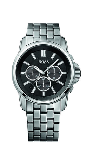 Boss - 1513046 - Origin Chrono Herrenuhr