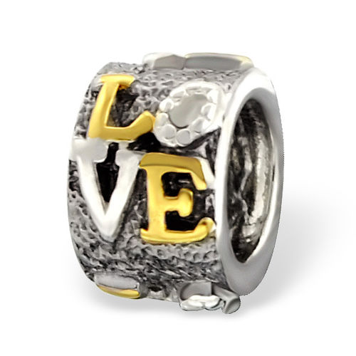 Shinatic - SH14932 - Charm Love, 925er Silber