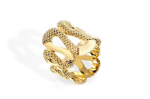 Just Cavalli Sahara Ring Gr. 56