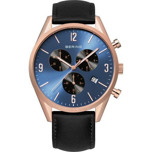 Bering - 10542_567 - Classic Collection Herrenuhr Chronograph