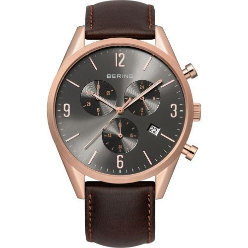 Bering - 10542_562 - Classic Collection Herrenuhr Chronograph
