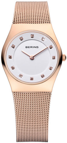 Bering - 11927_366 - Classic Collection Damenuhr rosegold