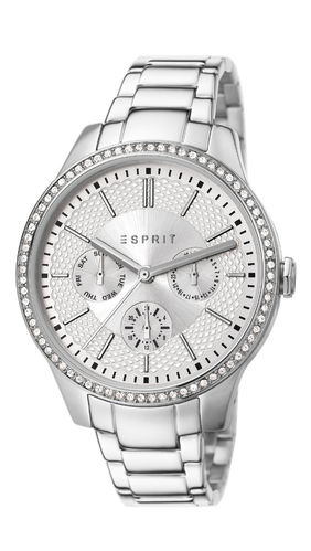 Esprit Alice silver Multifunktionsuhr