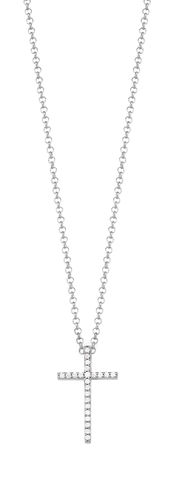 Esprit Glam Cross Kette