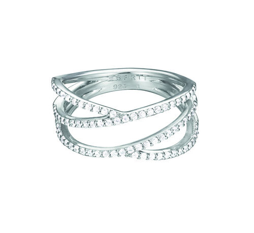 ESPRIT Ring es-brilliance Gr. 56