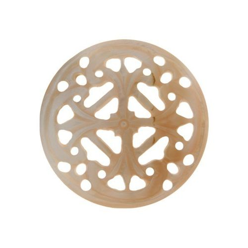 MYiMenso - 29541 - Insignia Shell - Muschel - 24mm - creme